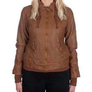 Dutch Bro's Leather Jacket